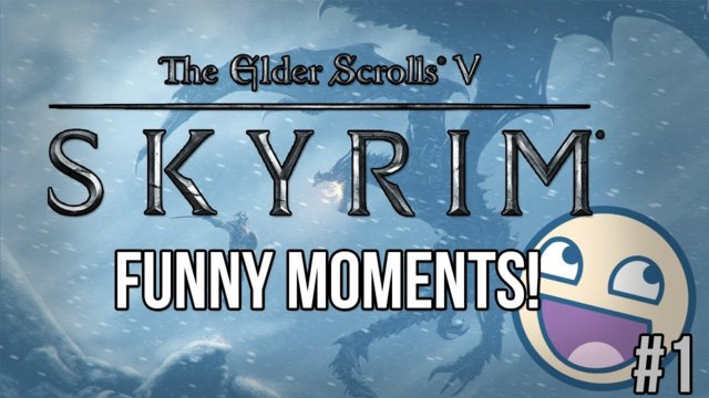 Evil Goats - Skyrim Funny Moments #1 (Funtage/Funny Moments)