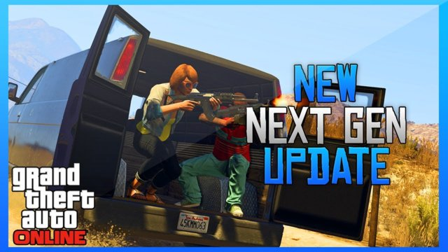 GTA 5 Online: NEW 1.18 TITLE UPDATE! - Fixes, Future Heists! (GTA 5 Online Gameplay)