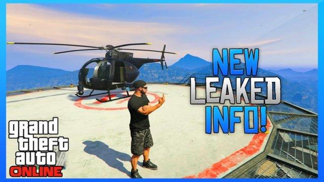 GTA 5 Online: NEW LEAKED NEXT GEN INFO - New Cars & Screenshots! (GTA 5 Online Gameplay)