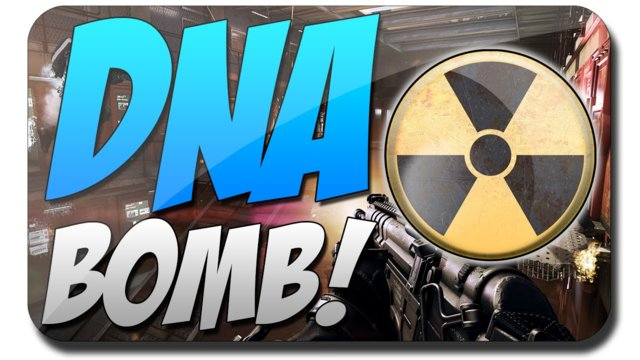 Call of Duty Advanced Warfare DNA Bomb! : New 30+ Killstreak! - AW DNA BOMB!