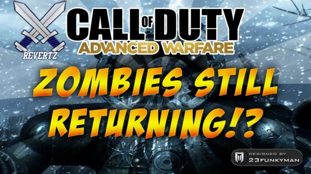 """Call Of Duty Advanced Warfare Zombies"" Raven Software Developing Zombies!!?"