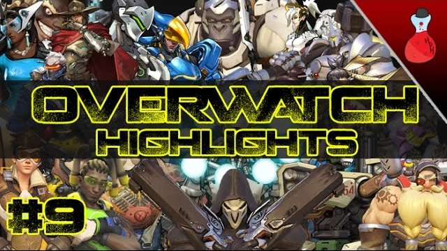 Overwatch Highlights #9