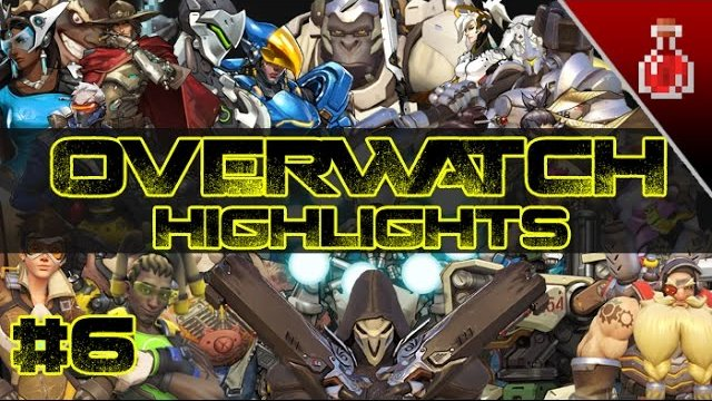 Overwatch Highlights #6