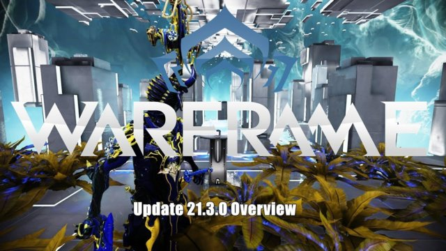 Warframe: Update 21.3.0 Overview | Oberon Fashion & New Lenz Bow