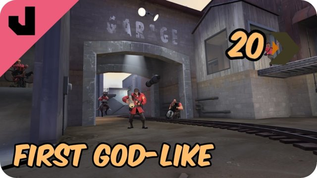 [OLD VIDEO] My First Ever GOD-Like Killstreak | TF2 Commentary