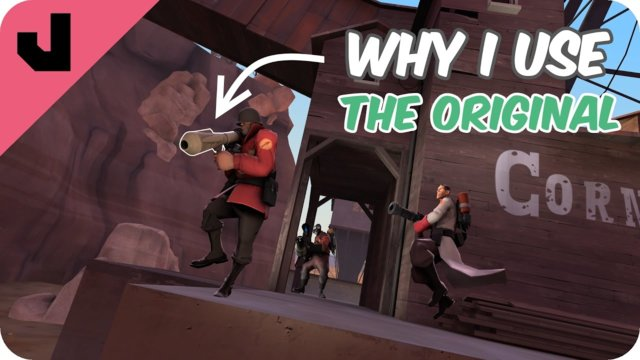 [OLD VIDEO] Why I Use The Original | TF2 Commentary