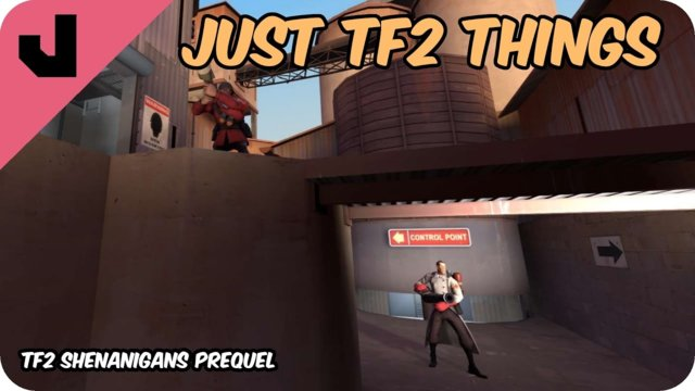 [OLD VIDEO] Double God-Like? | Just TF2 Things #1