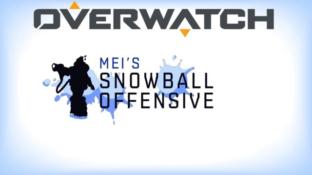 Overwatch: Mei's Snowball Offensive Arcade Mode Challenge