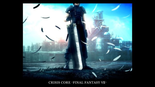 Crisis Core: Final Fantasy VII [24] - You Have my Thanks