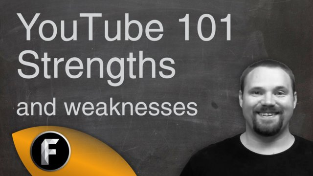 Knowing your strengths and weaknesses - YouTube 101