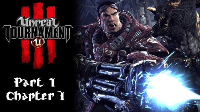 Unreal Tournament 3 [1] | Intro & Rising Sun