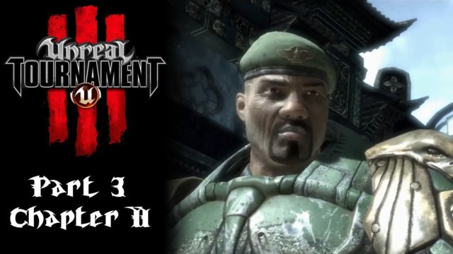 Unreal Tournament 3 [3] | Reflection & Sinkhole