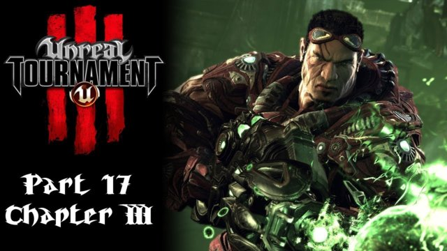 Unreal Tournament 3 [17] | Heat Ray