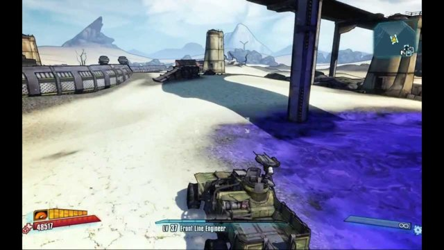 Borderlands 2 - Challenge Guide - Cult of the Vault (Arid Nexus - Boneyard)