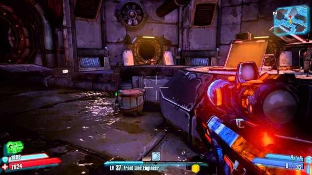 Borderlands 2 - Challenge Guide - Cut 'Em No Slack