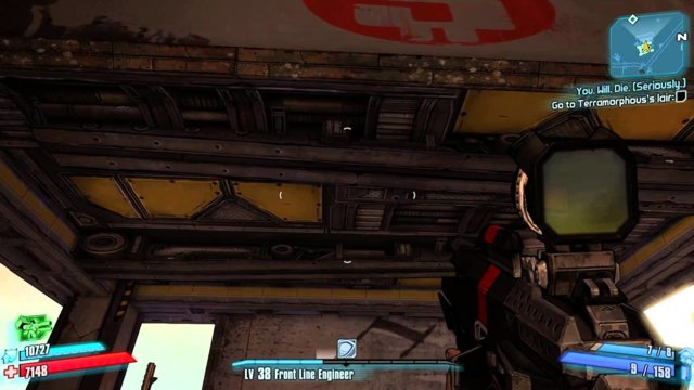 Borderlands 2 - Challenge Guide - Dead Air