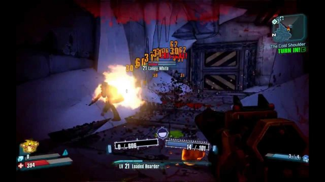 Borderlands 2 - Challenge Guide - It's Off to Hell We Go