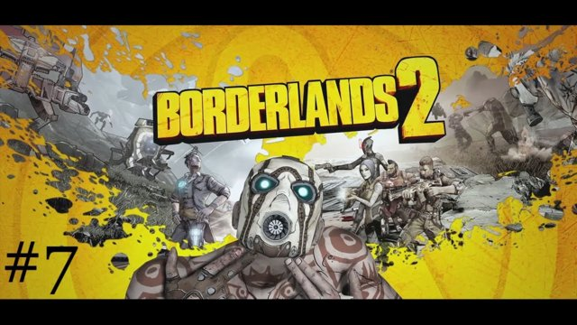 Borderlands 2 [7] | Guess Who Forgot Their Shotgun