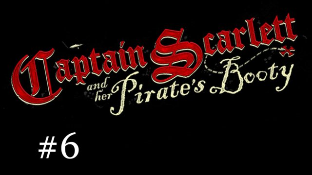 Captain Scarlett and Her Pirate's Booty [6] | Musical Gonorrhea