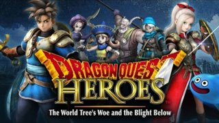 Dragon Quest Heroes - Episode 17 - Yggdrasil Rooter