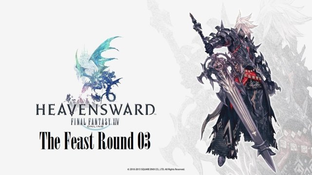 Final Fantasy XIV: Heavensward - The Feast Round 03 (DRK)
