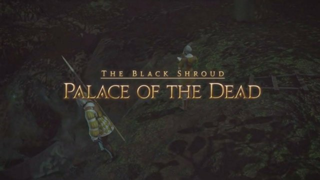 Final Fantasy XIV: Heavensward - Palace of the Dead Floor 01 - 50 (PLD)