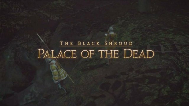 Final Fantasy XIV: Heavensward - Palace of the Dead Floor 141 - 150 (WAR)
