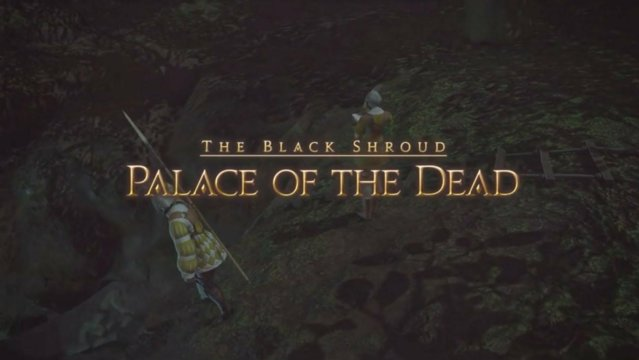 Final Fantasy XIV: Heavensward - Palace of the Dead Floor 51 - 100 (WAR)