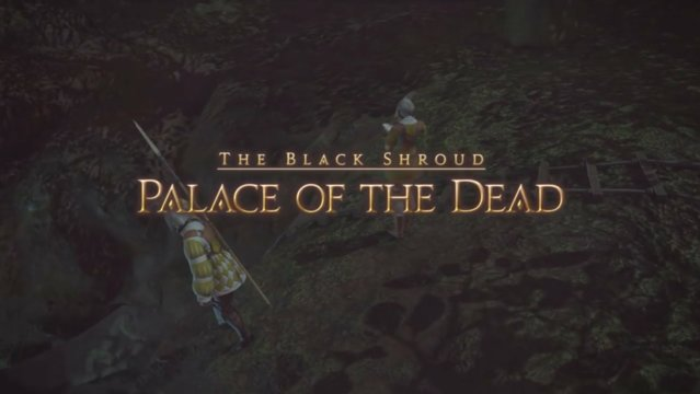 Final Fantasy XIV: Heavensward - Palace of the Dead Floor 71 - 80 (DRK)