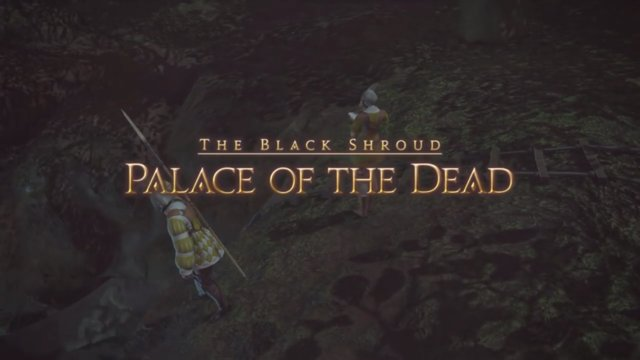 Final Fantasy XIV: Heavensward - Palace of the Dead Floor 31 - 40 (DRK)