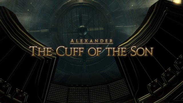 Final Fantasy XIV: Heavensward - The Cuff of The Son (DRK)