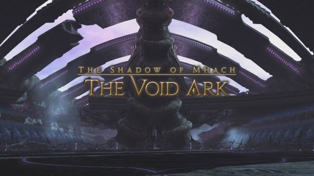 Final Fantasy XIV: Heavensward - The Void Ark (DRK)