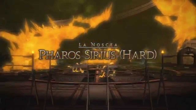 Final Fantasy XIV: Heavensward - Pharos Sirius Hard (DRK)