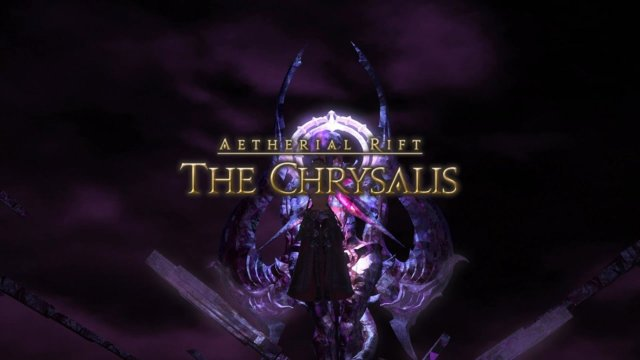 Final Fantasy XIV Heavensward - The Chrysalis (DRK)
