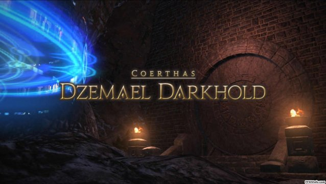 Final Fantasy XIV Heavensward - Dzemael Darkhold (DRK)