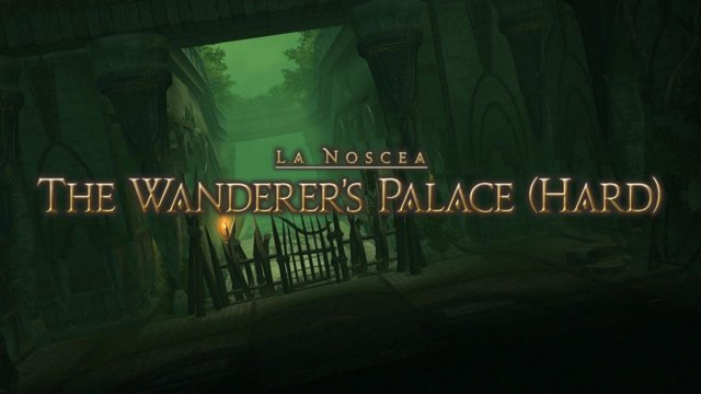 Final Fantasy XIV: A Realm Reborn - The Wanderer's Palace Hard (PLD)