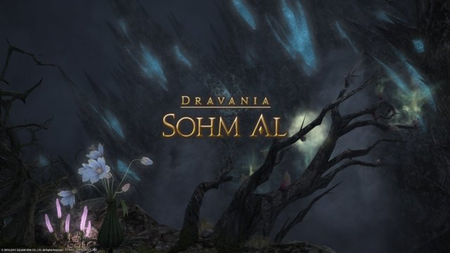 Final Fantasy XIV: Heavensward - Sohm Al (DRK)