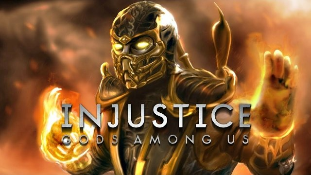 Injustice: Gods Among Us Ultimate Edition - Scorpion VS Aquaman (Ranked Match 04)