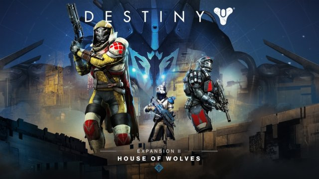 Destiny: House of Wolves - Prison of Elders (Hunter)