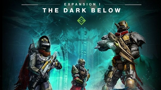 Destiny: The Dark Below - The Undying Mind (Hunter)