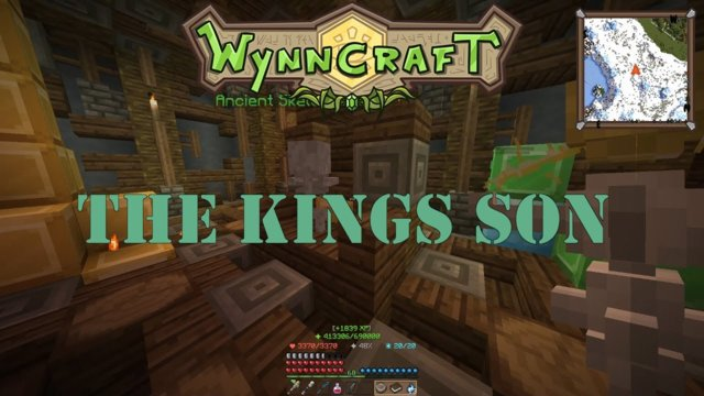 "Let's Play Wynncraft Episode 66 ""The Kings Son"""