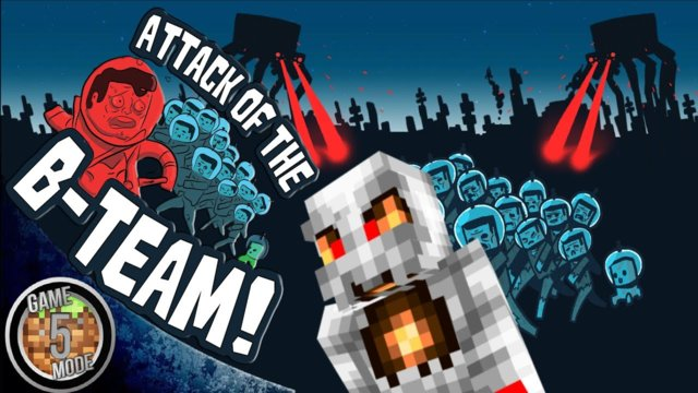 With Minions Who needs to mine? - Attack Of The B Team Modpack Letsplay Minecraft - Episode 22