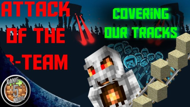 Covering Our Tracks - Attack Of The B Team Modpack Letsplay Minecraft Episode 41