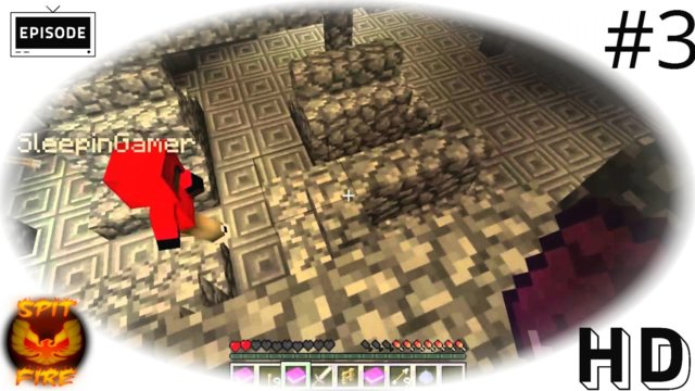 The Lost Potato Chapter 1 - Ep 3 - The Lost Potato Adventure Map