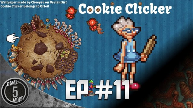 Cookie Clicker Episode 11 - Survey of DOOM!