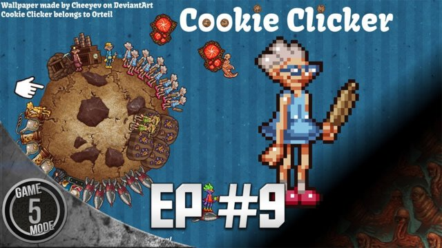 Cookie Clicker Episode 9 - cookie clicker time machines EVERYWHERE!