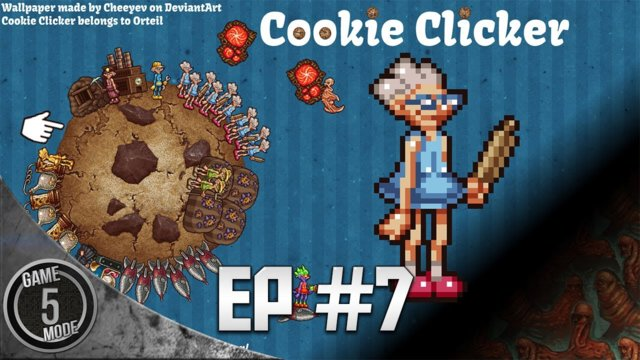 Cookie Clicker Episode 7 - Cookie Clicker Speed Run