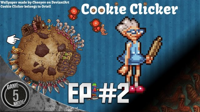 Cookie Clicker - Episode 2 - Cookie Clicker Game