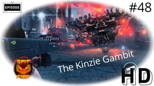 Saints Row 4 PC HD - Saints Row 4 Gameplay - The Kinzie Gambit