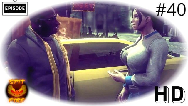 Saints Row 4 PC HD - Saints Row 4 Gameplay - Rescue Ben King